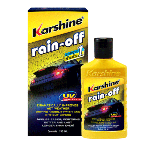 น้ำยาเคลือบกระจก Karshine