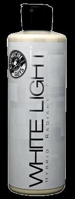 น้ำยาเคลือบสีรถสีขาว Chemical-Guys-White-Light