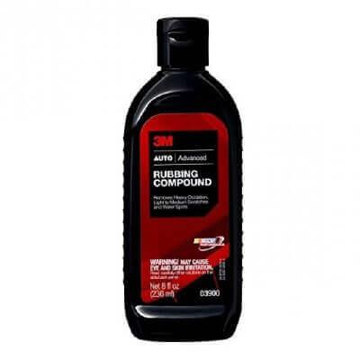 น้ำยาขัดสีรถ 3M Rubbing Compound