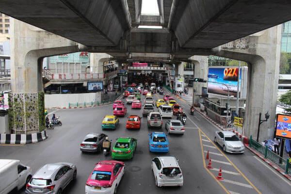การทำใบขับขี่สาธารณะรถแท็กซี่
